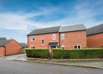 Thumbnail 4 bed detached house for sale in Long Leys, Aylesbury
