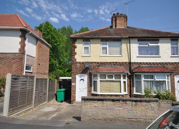 Thumbnail 2 bedroom semi-detached house to rent in Plantation Road, Wollaton, Nottingham