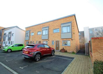 Thumbnail 2 bed end terrace house for sale in Cloud Close, Dartford