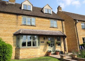Thumbnail 4 bedroom semi-detached house to rent in Little Rissington, Cheltenham
