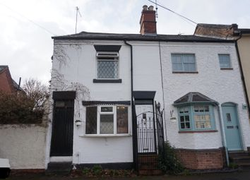 Thumbnail 2 bed end terrace house for sale in Orchard Lane, Great Glen