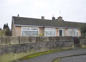 Thumbnail 2 bedroom semi-detached bungalow for sale in Leamington Drive, South Normanton, Alfreton