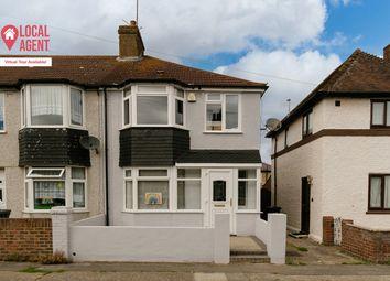 Ingram Road, Dartford DA1. 3 bed end terrace house
