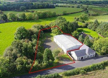 Thumbnail Warehouse for sale in Glenstall Road, Ballymoney, County Antrim