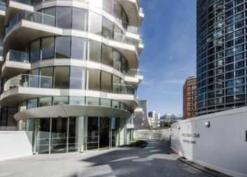 Thumbnail 1 bed flat to rent in Charrington Tower, Charrington Tower