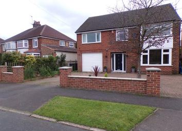 Thumbnail 6 bed detached house for sale in The Close, Northallerton
