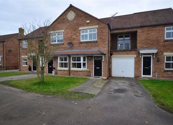 Thumbnail 3 bed terraced house for sale in Oak Way, Selby
