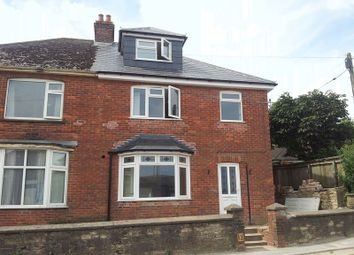 Thumbnail 3 bed flat to rent in The Paddocks, Lower Road, Stalbridge, Sturminster Newton