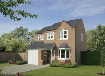 Thumbnail 3 bed detached house for sale in Foxwood Chase, Huncoat, Accrington