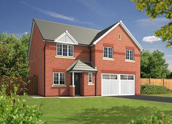 Thumbnail 5 bed detached house for sale in Linley Grange, Stricklands Lane, Lancashire