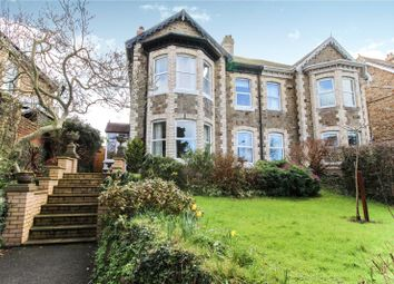 Thumbnail 5 bed semi-detached house for sale in Abbotsham Road, Bideford