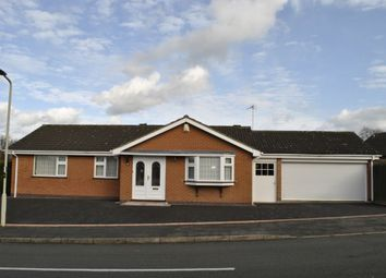 Thumbnail 3 bedroom bungalow for sale in Morpeth Drive, Oadby