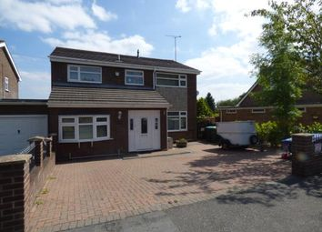 Thumbnail 5 bedroom link-detached house for sale in Brynhyfryd, Johnstown, Wrexham, Wrecsam