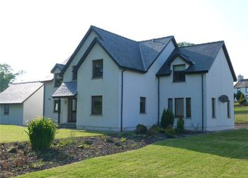 Thumbnail 6 bed detached house for sale in Albannach, Milton, Crocketford, Dumfries