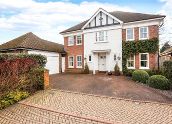 Thumbnail 5 bed detached house for sale in Queens Acre, Windsor, Berkshire