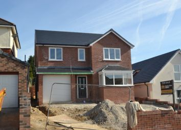 Thumbnail 4 bed detached house for sale in Moss Bank Road, St. Helens