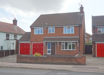Thumbnail 4 bedroom detached house for sale in Oadby Road, Wigston