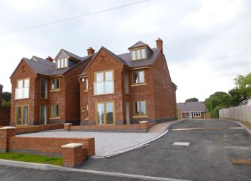 Thumbnail 5 bed detached house for sale in Park Gate Road, Rugeley