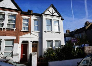 Thumbnail 2 bed terraced house for sale in Huntly Road, South Norwood