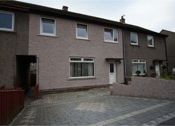Thumbnail 3 bed terraced house for sale in Kilmundy Drive, Burntisland