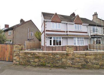 5 bed semi-detached house for sale in Highfield Avenue, Chesterfield S41
