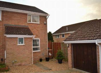 Thumbnail 2 bed semi-detached house for sale in Goldenash Court, Goldenash, Northampton