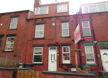 Thumbnail 3 bed terraced house to rent in Woodside Avenue, Burley, Leeds