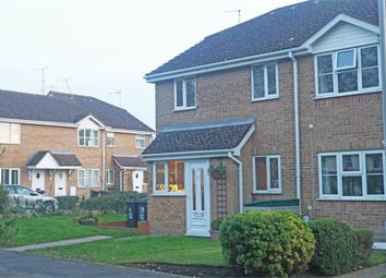 Thumbnail 1 bed terraced house for sale in Oakley Gardens, Upton, Poole, Dorset