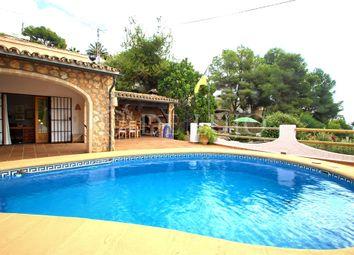Thumbnail 3 bed villa for sale in Cala Advocat, Benissa, Alicante, Valencia, Spain