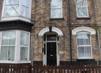 Thumbnail 1 bed flat to rent in Boulevard, West Hull