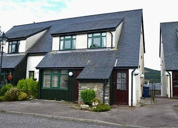 Thumbnail 3 bed flat for sale in Ros Mhor Gardens, Sandbank, Argyll And Bute
