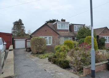 Thumbnail 4 bed semi-detached bungalow for sale in High Lea, Yeovil