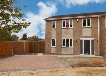 Thumbnail 4 bed semi-detached house for sale in Harton Way, Kings Heath, Birmingham