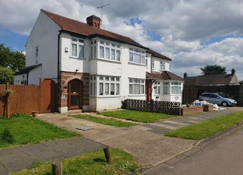 Thumbnail 3 bed property to rent in Fairview Avenue, Rainham
