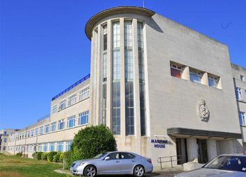 Thumbnail 2 bed flat for sale in Maritime House, Portland, Dorset