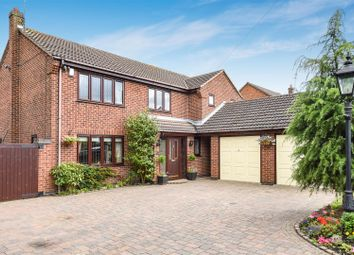 Thumbnail 4 bedroom detached house for sale in Grace Dieu Road, Whitwick, Coalville