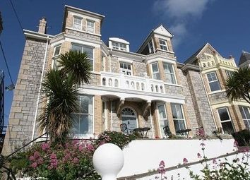 Thumbnail 2 bed flat to rent in Tywarnhayle Road, Perranporth