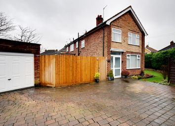 Thumbnail 3 bed semi-detached house for sale in Mayfield Drive, Wigston, Leicestershire