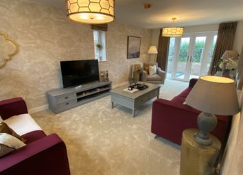 Thumbnail 4 bedroom detached house for sale in Brick Kiln Road, Wensum Grange, Fakenham
