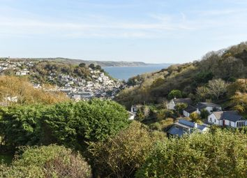 Thumbnail 5 bed detached house for sale in Downs Lane, Looe