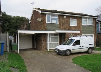 Thumbnail 4 bed detached house to rent in Haysel, Sittingbourne, Kent