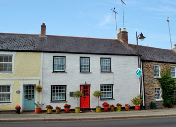 Thumbnail 3 bed cottage for sale in Fore Street, Grampound, Truro