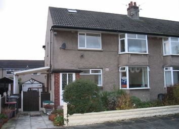 Thumbnail 2 bed flat to rent in Palmer Grove, Morecambe