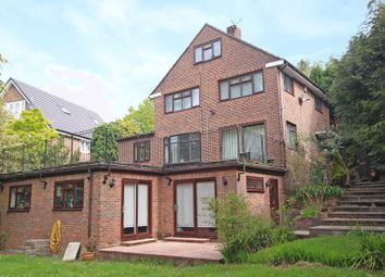 Thumbnail 5 bed detached house for sale in Holly Hill, Southampton