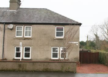 Thumbnail 3 bed semi-detached house for sale in Victoria Park, Kirkcudbright