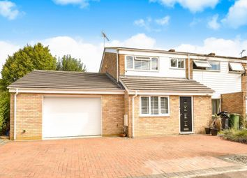 Thumbnail 2 bedroom end terrace house for sale in Abingdon, Oxfordshire OX14,