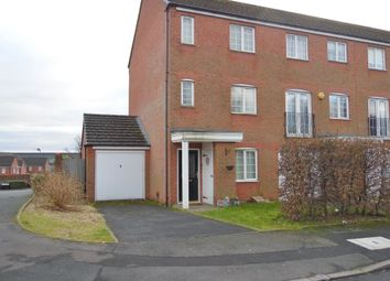 Thumbnail 3 bed end terrace house for sale in Ash Drive, Northfield, Birmingham