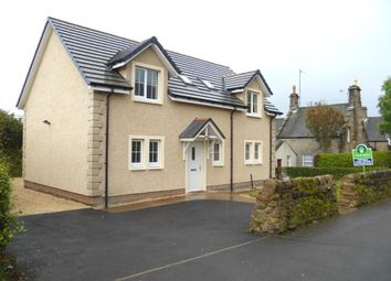 Thumbnail 3 bed detached house for sale in Glasgow Road, Sanquhar