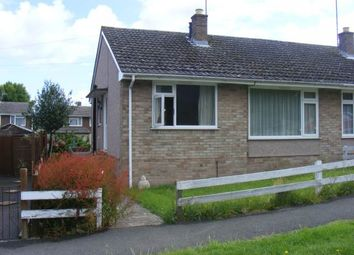 Thumbnail 2 bed semi-detached bungalow to rent in Oldmixon Road, Weston-Super-Mare, North Somerset
