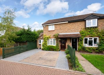 Leith View, North Holmwood, Dorking RH5. 3 bed semi-detached house